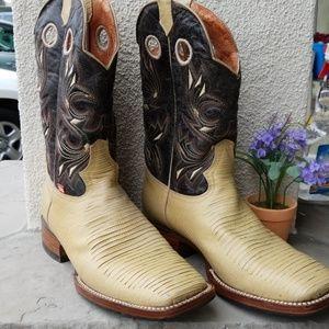 Big Bull Mens Weastern Boots